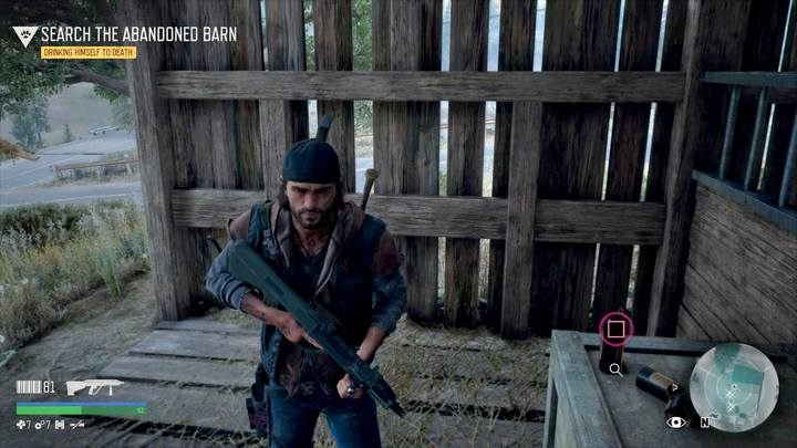 Follow in the footsteps of Boozer. - Surviving Isnt Living | Days Gone Walkthrough - Main storyline - Days Gone Guide