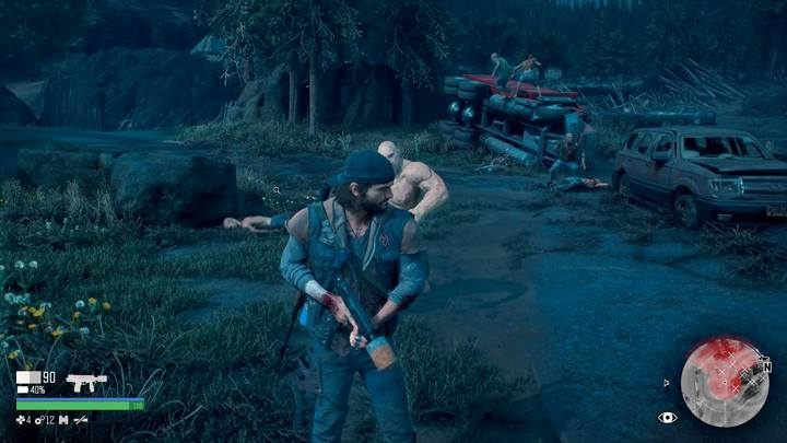 Watch out for the Breaker and dodge his attacks. - Keep Them Safe | Days Gone Walkthrough - Main storyline - Days Gone Guide