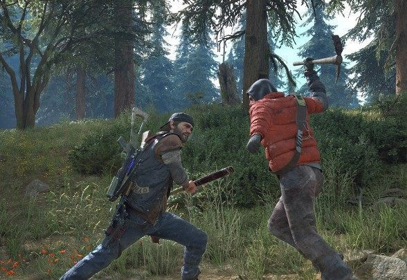 In melee combat you will require an effective weapon, it will allow you to both successfully do combat and disengage from enemies - Weapons & Combat in Days Gone - Game basics - Days Gone Guide