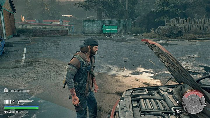 There are two main ways to get a suppressor - How to acquire and attach a suppressor in Days Gone? - FAQ - Days Gone Guide
