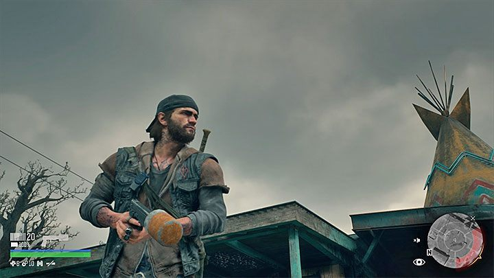 1 - How to acquire and attach a suppressor in Days Gone? - FAQ - Days Gone Guide