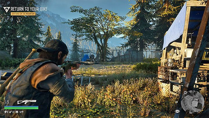 The good news is that you do not have to traverse the games world in search of a crossbow or collect credits to buy it from one of the traders - How to get a crossbow in Days Gone? - FAQ - Days Gone Guide
