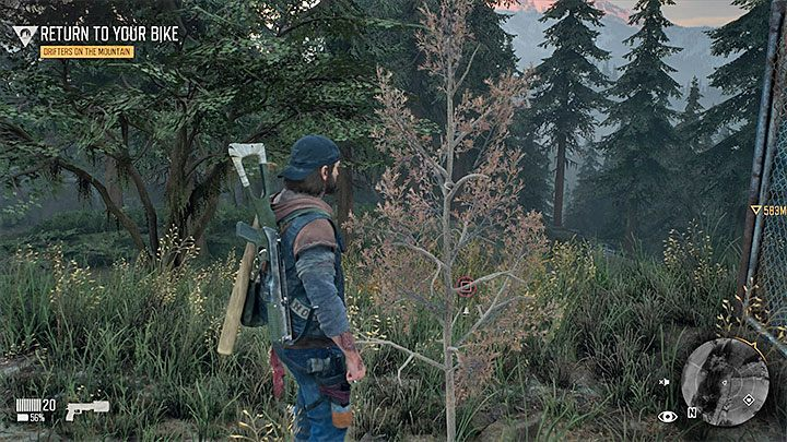 Do not forget to make bolts through the Survival Wheel - How to get a crossbow in Days Gone? - FAQ - Days Gone Guide