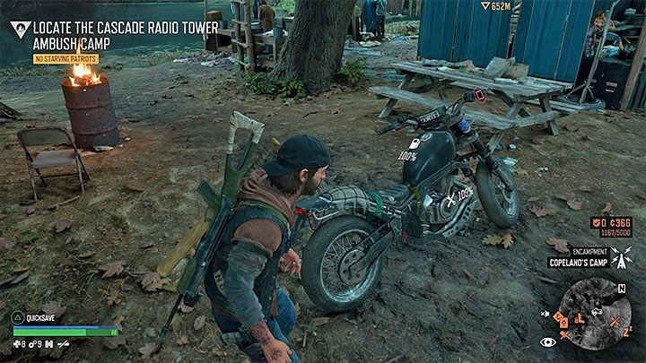 1 - How to save the Days Gone game? - FAQ - Days Gone Guide