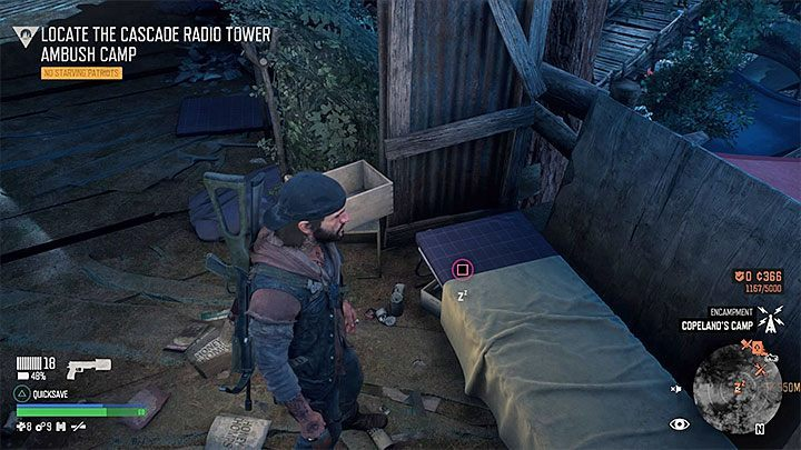 Days Gone does not allow you to save the status of the game at any time during the playthrough - How to save the Days Gone game? - FAQ - Days Gone Guide