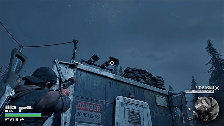 How to unlock the access to the NERO checkpoint in Days Gone? - Days Xbox Lost Fuse Box Answers on