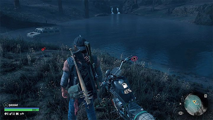 The game will not allow you to continue this mission until two requirements are met - Why cant I finish the Drugged Outta His Mind mission of Days Gone? - FAQ - Days Gone Guide