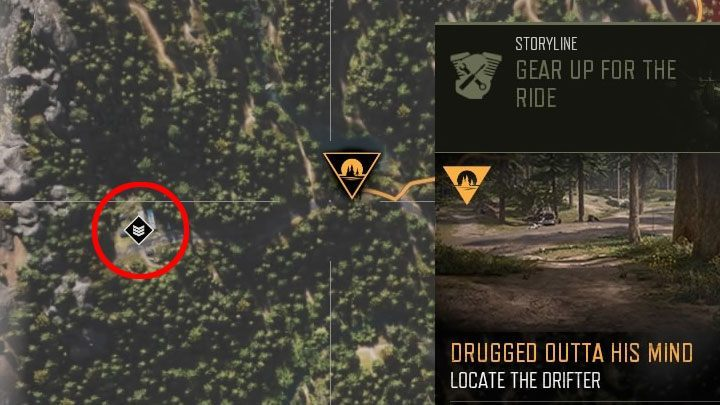 2) Deacons motorcycle must have enough fuel in the tank, as the next part of the mission involves the pursuit of the motorcycle - Why cant I finish the Drugged Outta His Mind mission of Days Gone? - FAQ - Days Gone Guide