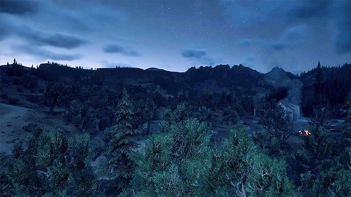 Unfortunately, you cannot accurately determine the length of sleep - How to change the time of day in Days Gone? - FAQ - Days Gone Guide