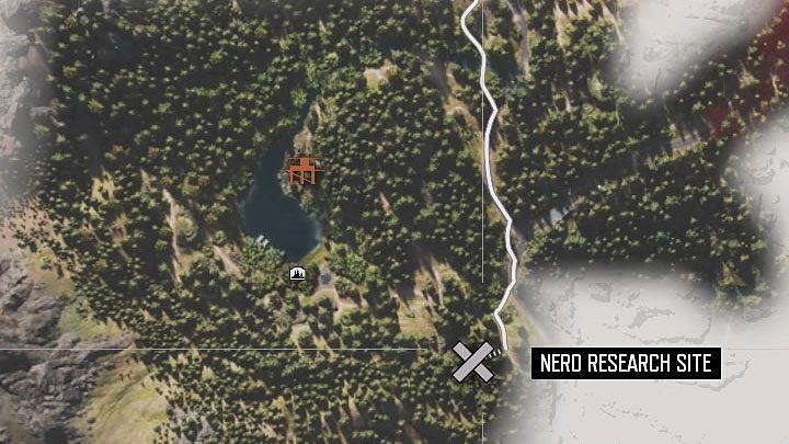 The wreckage of the helicopters can be found in some of the places that are marked on the map in the form of NERO Research Site - How to get to the helicopter wreckage over the precipice in Days Gone? - FAQ - Days Gone Guide