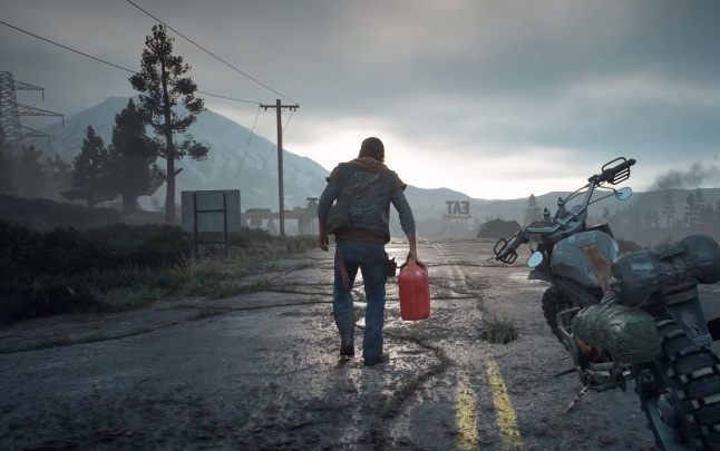 Yes, you can run out of fuel in Days Gone - How to get motorcycle fuel in Days Gone? - Motorcycle - Days Gone Guide