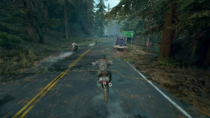 You still have your bike in the prologue... - Chasing Leon | Days Gone Walkthrough - Main storyline - Days Gone Guide