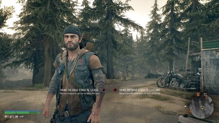 Soon you will make a decision that will affect the further game - Chasing Leon | Days Gone Walkthrough - Main storyline - Days Gone Guide