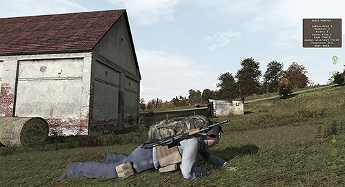 Shoot Zeds only as a last resort - Hints - Hints before you begin - DayZ - Game Guide and Walkthrough