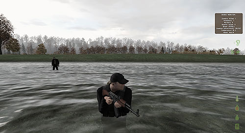Don't swim for too long, or you might lose some of your items and lower your temperature - Hints - Hints before you begin - DayZ - Game Guide and Walkthrough
