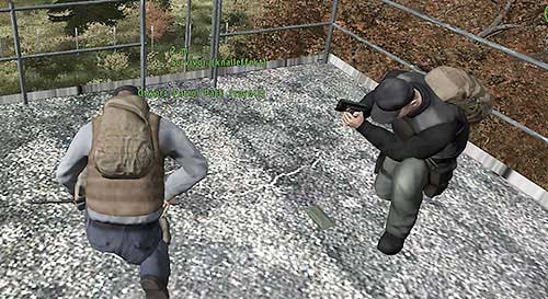Avoid groups of people, especially if they seem to be members of a clan and are well equipped - Hints - Hints before you begin - DayZ - Game Guide and Walkthrough