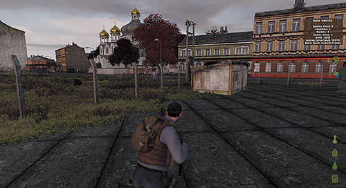 Spots containing loot can be easily identified - Hints - Hints before you begin - DayZ - Game Guide and Walkthrough