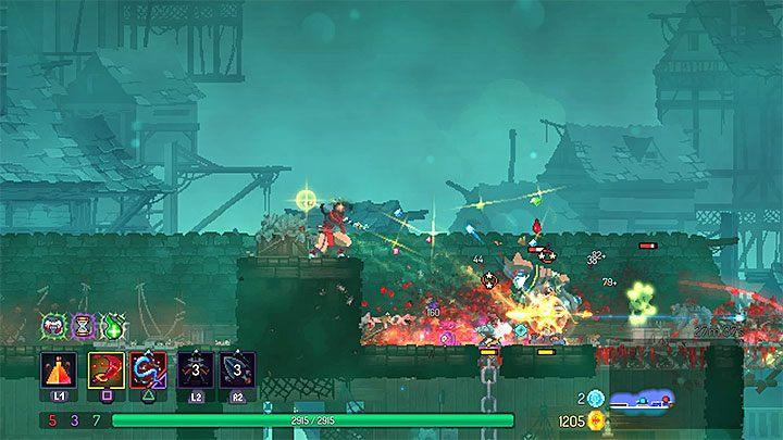 In Dead Cells, you do not need to be afraid of dying as this is a part of progressing in the game - Dead Cells Game Guide