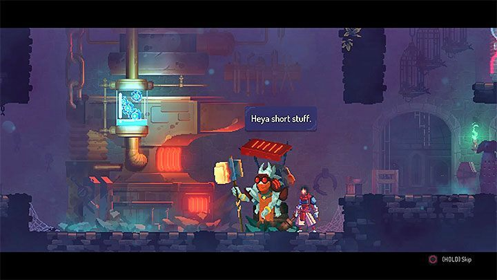 Legendary Forge In Dead Cells Dead Cells Game Guide Gamepressure Com