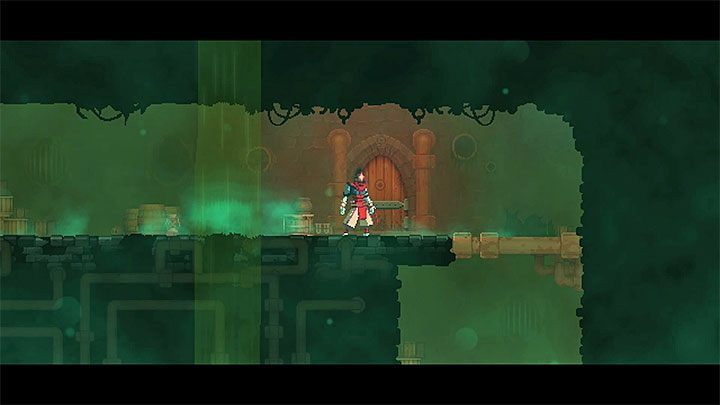 How To Open The Doors With The Round Symbols In Dead Cells Dead
