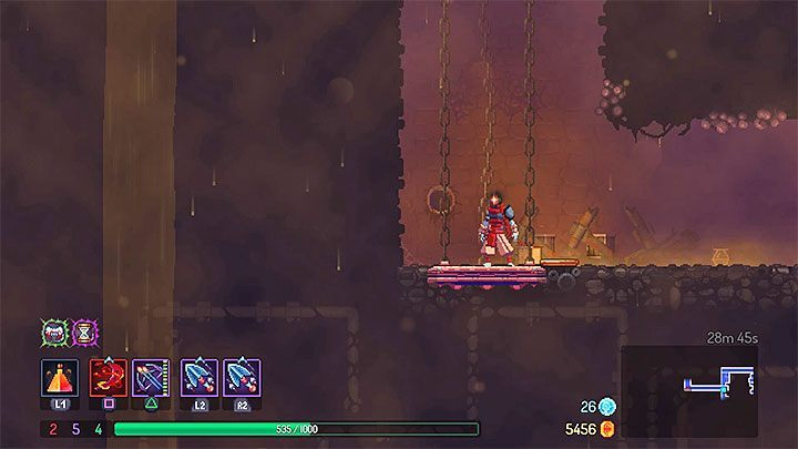 Insufferable Crypt Level In Dead Cell Dead Cells Game Guide
