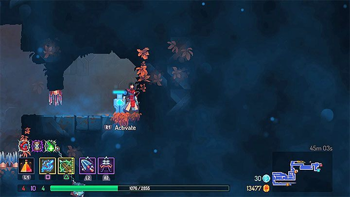 Slumbering Sanctuary Level In Dead Cell Dead Cells Game Guide