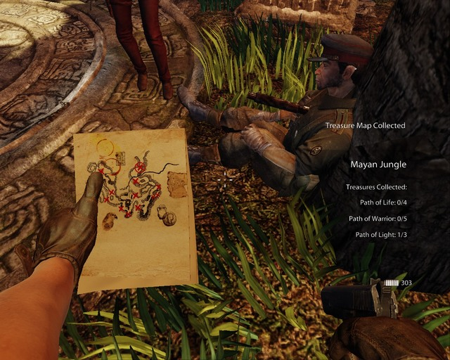 deadfall adventures background mayan - photo #22