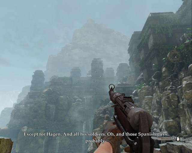 Ending of the chapter. - Mayan Tombs - Walkthrough - Deadfall Adventures - Game Guide and Walkthrough