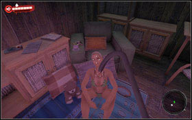 Annes teddy bear sits quietly on a chair #1 - Toy Story; Bloody Valentine - Sidequests - Dead Island - Game Guide and Walkthrough