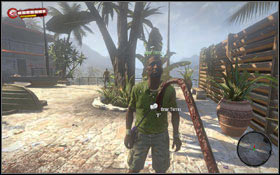 You can start this mission only after completing the Hit and Run quest - Hit and Run; Omar Escort - Sidequests - Dead Island - Game Guide and Walkthrough