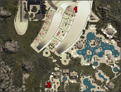 Where Is Bungalow  In Dead Island