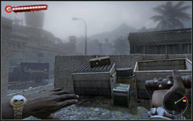 A man named Hugo stands in on one of the corners in the church, right to the entry #1 - Message to the Masses; Alcohol for Theresa - Sidequests - Dead Island - Game Guide and Walkthrough