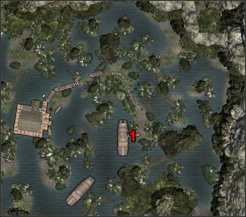 Obtained from: Mowen - River Trip; House of Science - Chapter 12 - Dead Island - Game Guide and Walkthrough