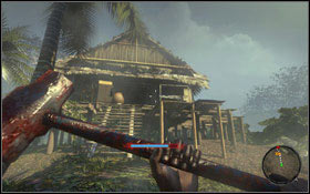 Loren (1) #1, the older woman can be found in one of huts - Blood in the Tropics; The Dead in Fishing Net - Sidequests - Dead Island - Game Guide and Walkthrough