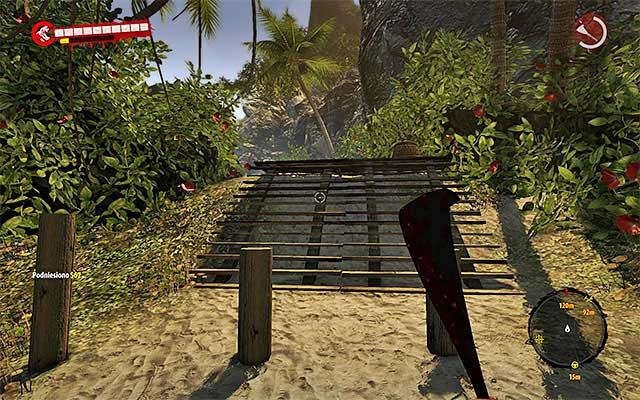 Get out of the car and choose path on east, leading to Halai Village - Ask about the boat - Chapter 2 - New Beginnings - Dead Island Riptide - Game Guide and Walkthrough