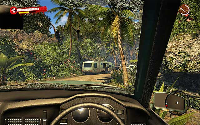 Get Through The Jungle Chapter 2 Pathfinders Dead Island