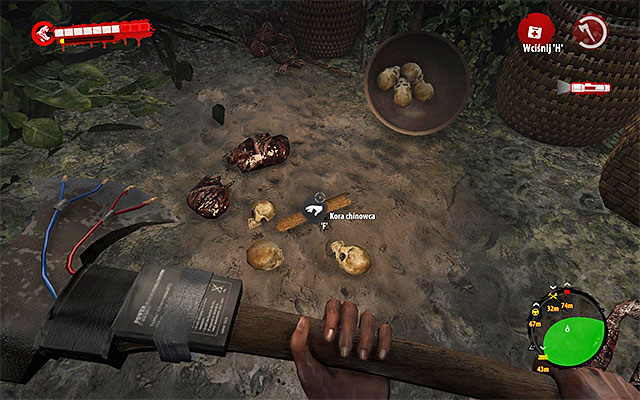 Search this area - Collect bark of cinchona tree for Hadisi - Chapter 3 - Natural Resources - Dead Island Riptide - Game Guide and Walkthrough