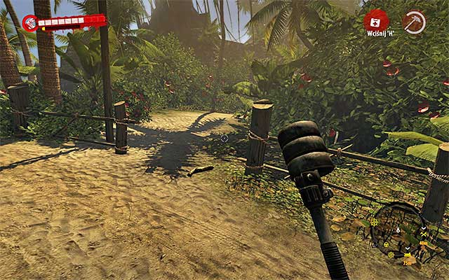 Now you need to find the last one bark, which is in the southern-east point: Moazik Temple - Collect bark of cinchona tree for Hadisi - Chapter 3 - Natural Resources - Dead Island Riptide - Game Guide and Walkthrough