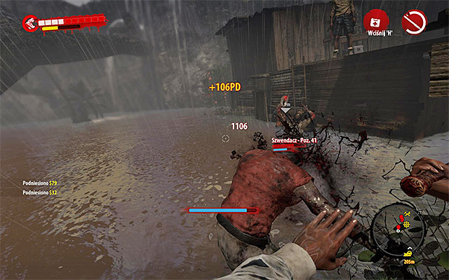 Eliminate all Walkers and Floaters nearby the flooded building - Rescue Tyler - Side missions - Jungle - Dead Island Riptide - Game Guide and Walkthrough