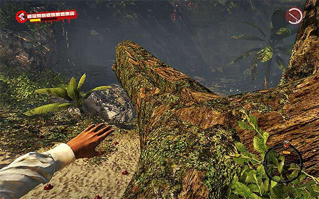 A bit further you find a bigger mine field - Surplus - Side missions - Jungle - Dead Island Riptide - Game Guide and Walkthrough