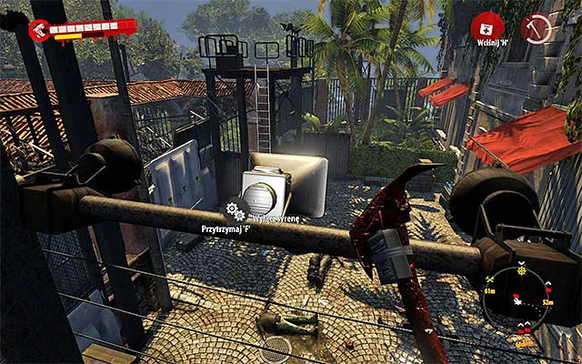 How To Throw The Mine In Dead Island Riptide