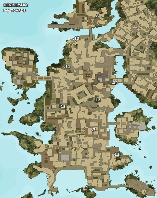 Dead Island Riptide Dead Zones