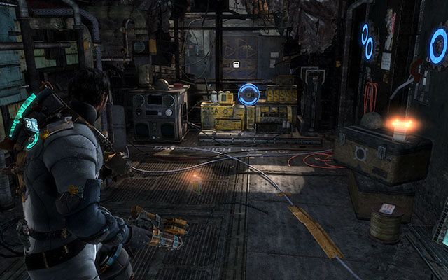 Chapter 9 secrets dead space 3 game guide gamepressure to the right in the room with the generator and the gear chapter 9 malvernweather Image collections