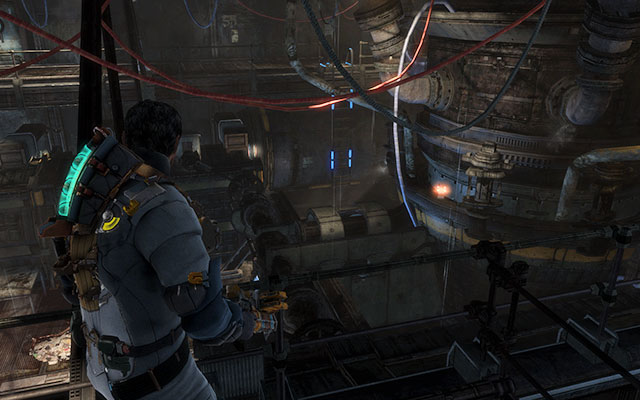 Chapter 9 secrets dead space 3 game guide gamepressure on the edge of the large generator in the room with two pumps chapter malvernweather Image collections