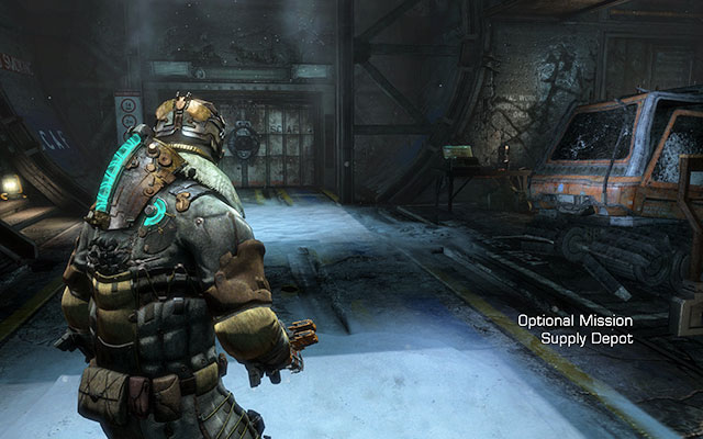 Chapter 9 secrets dead space 3 game guide gamepressure on the table to the right behind the plough right after you enter the facility malvernweather Images
