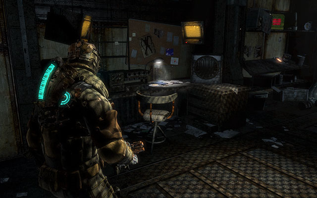Chapter 9 secrets dead space 3 game guide gamepressure blueprints 33 after you enter the complex climb the ladder in the first area the blueprint malvernweather Image collections