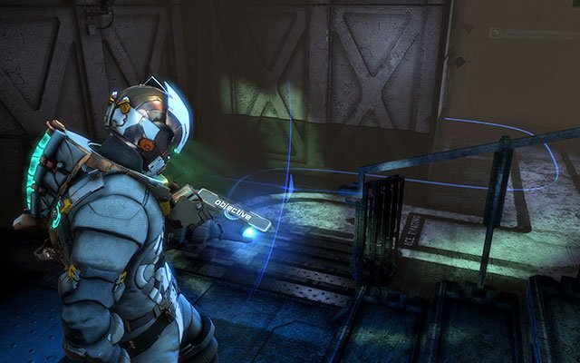 You'll learn that system is automatically closed and all passages are locked - Restore power and override the lock-down - Side missions: C.M.S. Greely - Dead Space 3 - Game Guide and Walkthrough