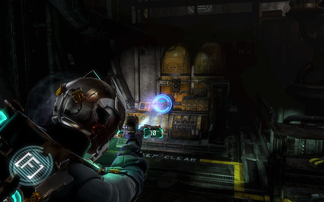 Climb down the ladder - you'll find there a generator - Restore power and override the lock-down - Side missions: C.M.S. Greely - Dead Space 3 - Game Guide and Walkthrough