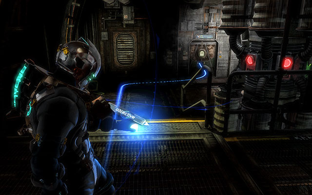 Return to the ladder and go ahead, to the elevator - Restore power and override the lock-down - Side missions: C.M.S. Greely - Dead Space 3 - Game Guide and Walkthrough