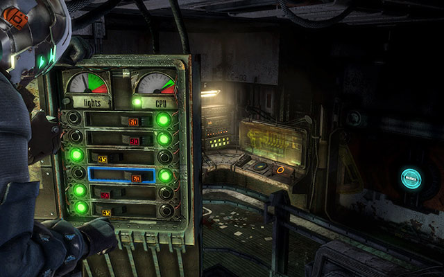 You'll get to the communication center - Restore power and override the lock-down - Side missions: C.M.S. Greely - Dead Space 3 - Game Guide and Walkthrough